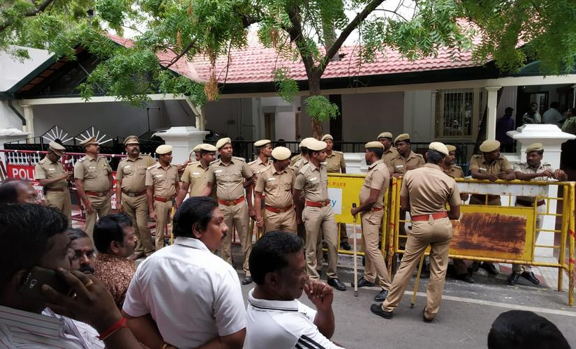 Karunanidhi's Death: Chennai Schools And Colleges Shut, Movie Shows Cancelled
