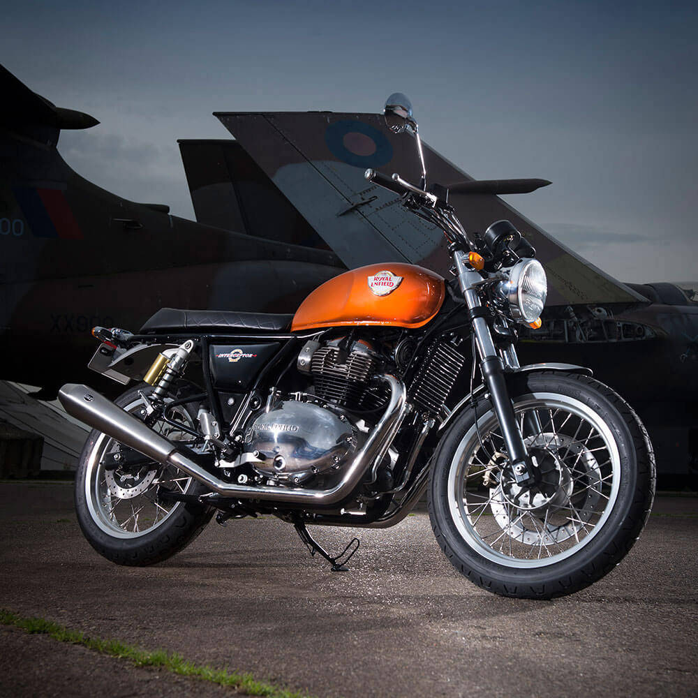 """<p>While we wait for the launch to commence shortly, check out our first ride review of the Interceptor 650.</p>  <p><strong><a href=""""http://overdrive.in/reviews/2018-royal-enfield-interceptor-650-first-ride-review/"""" title=""""2018 Royal Enfield Interceptor 650 first ride review"""">2018 Royal Enfield Interceptor 650 first ride review</a></strong></p>"""
