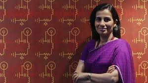 ICICI Bank up 5% as Chanda Kochhar Quits  
