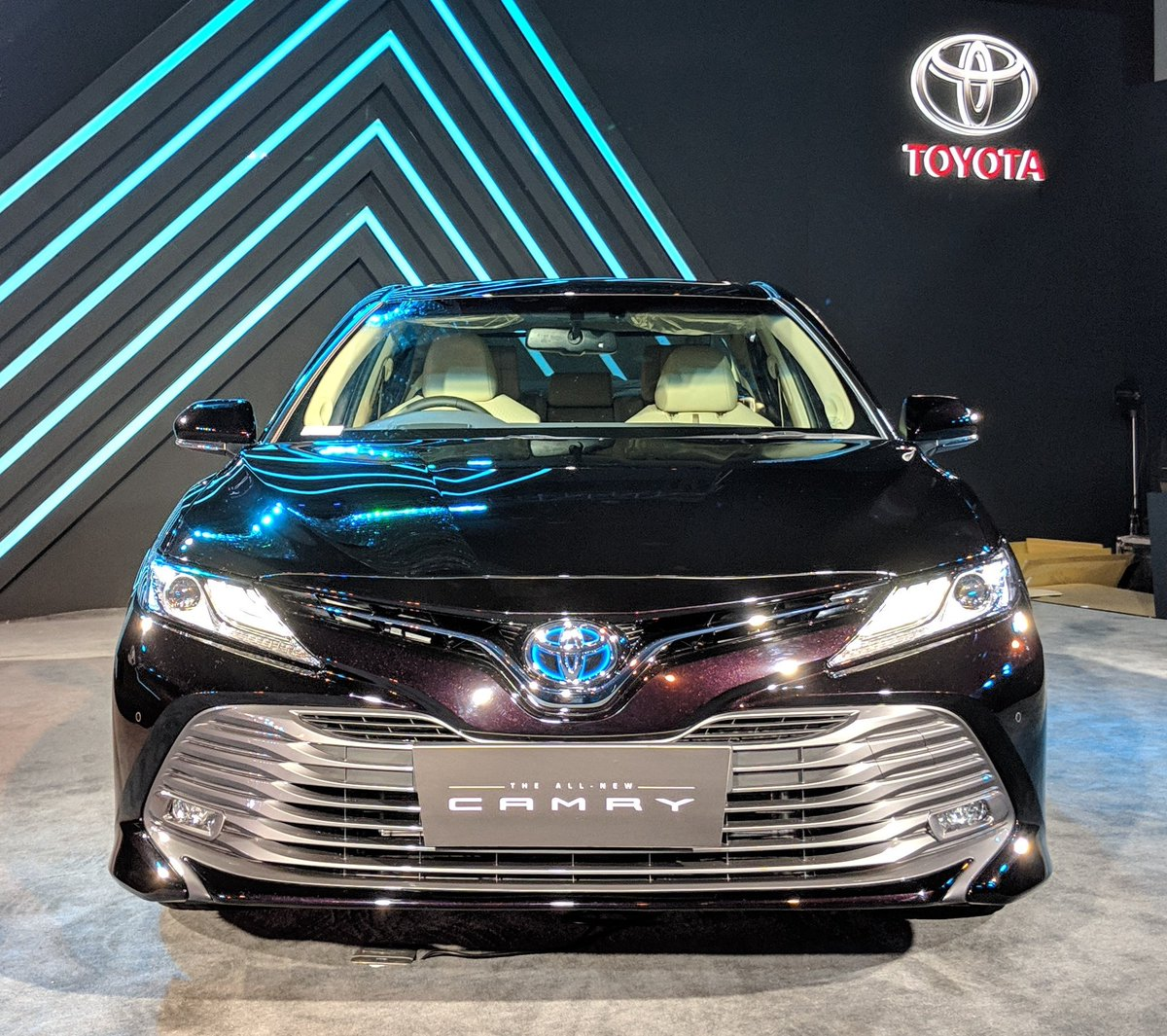 <p>There you have it. The Toyota Camry Hybrid has been launched at a price of Rs 36.95 lakh, ex-showroom.</p>