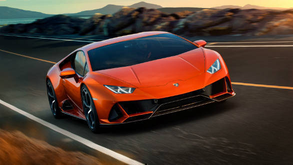 """<p>Lamborghini India is all set to launch the 2019 Huracan Evo in the country. <a href=""""http://overdrive.in/news-cars-auto/2019-lamborghini-huracan-evo-to-be-launched-in-india-today/"""">Here are all the details</a></p>"""