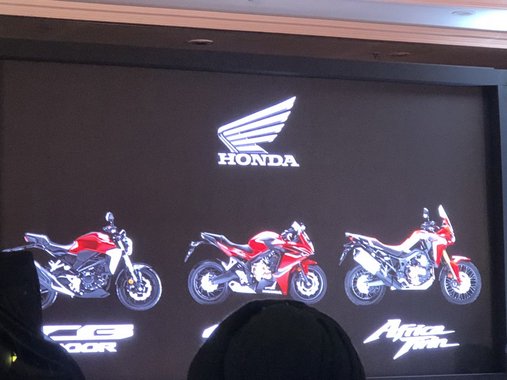 <p>The bookings for the CB300R have been excellent. 3 months (CKD) production is spoken for. That&rsquo;s&nbsp; Silver Wing, Honda&rsquo;s new name for enthusiasts Bikes. More mid-weight Bikes will come promises Kato</p>