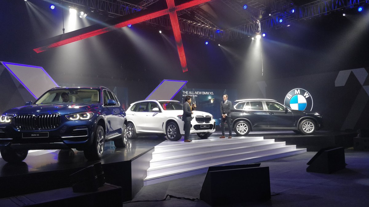 <p>The BMW X5 has been launched in India at Rs 72.9 lakh for the xDrive30d Sport. The xDrive30d xLine and xDrive40i M Sport cost Rs 82.4 lakh, ex-showroom</p>
