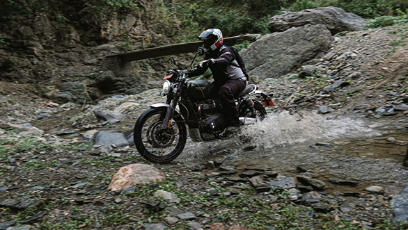 """<p><a href=""""http://overdrive.in/reviews/2019-triumph-scrambler-1200-xc-first-ride-review/"""">Read our review of the 2019 Triumph Scrambler 1200 XC here</a></p>"""