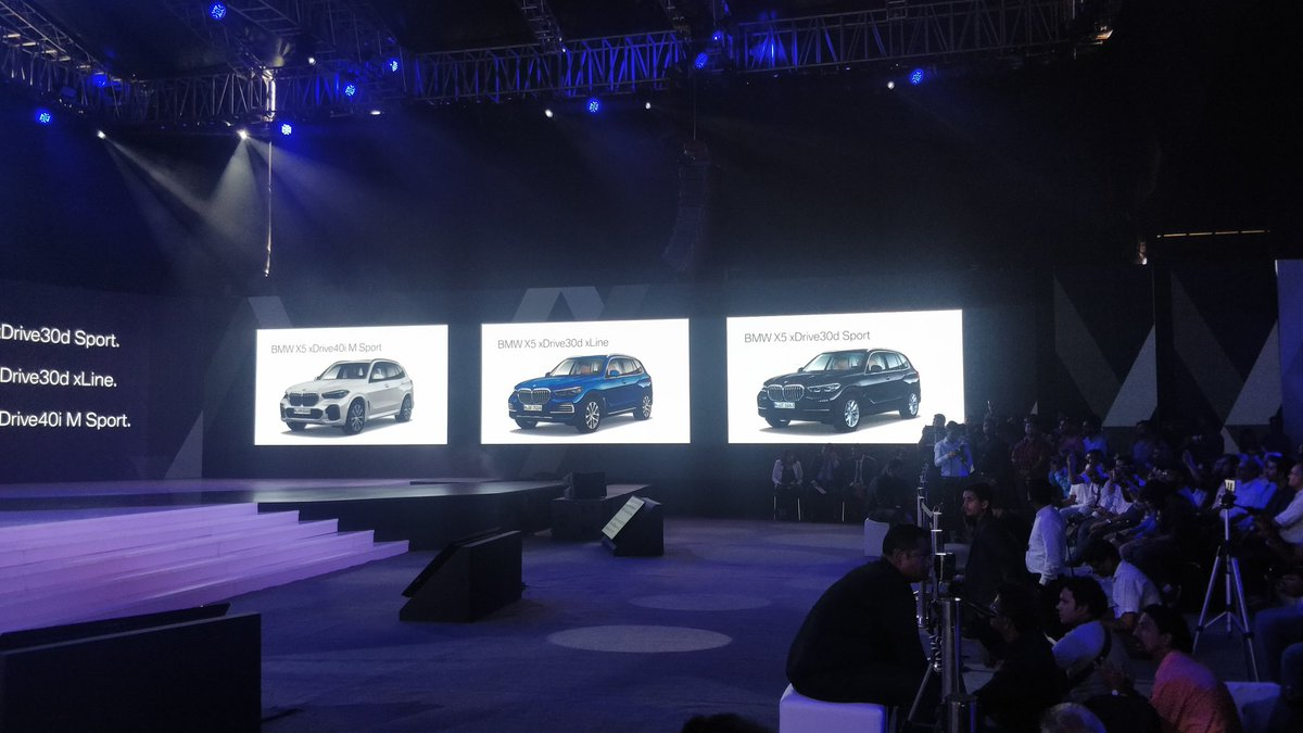 <p>There will be three variants on offer</p>