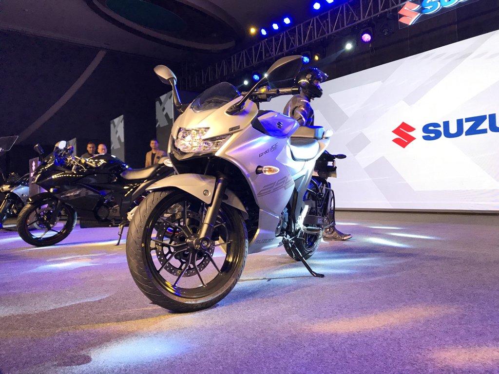 <p>Claimed fuel efficiency for the Suzuki GIxxer SF 250&nbsp;is 38.5kmpl</p>