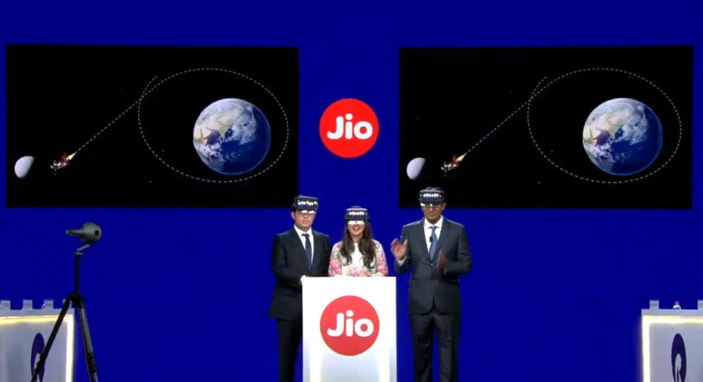 Jio subscriber base at over 340 million: Mukesh Ambani
