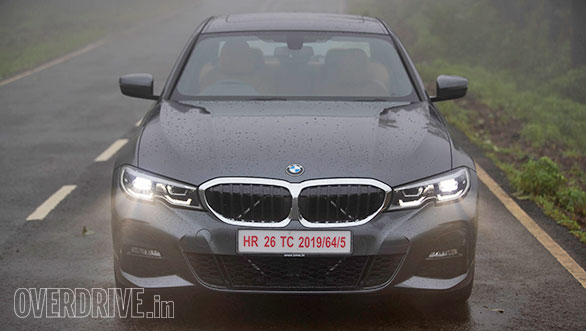 <p>The new 3 Series folows a similar design strategy to what BMW has followed with the latest 5-Series and 7-Series as well but the interpretation here is sharper</p>