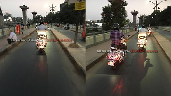 <p>We have been seeing test mules of the Bajaj Urbanite electric scooter for a while and now finally, the scooter is ready to go on sale.</p>