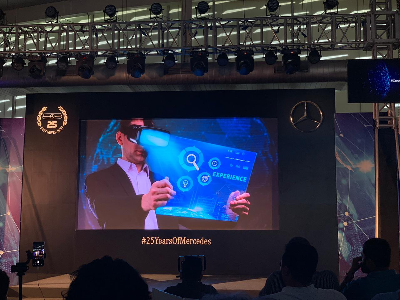 <p>Experiences are an important factor for today&rsquo;s car customers. Mercedes-Benz aims to enrich the in-car experience for its customer base</p>