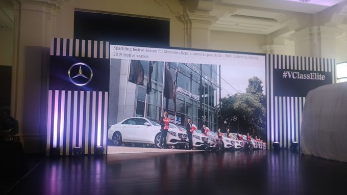 <p>Mercedes Benz delivered over 800 cars during the festive season in India. At par or better than last year.</p>