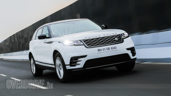 <p>The second generation Evoque resembles its elder sibling, the Velar.&nbsp;</p>