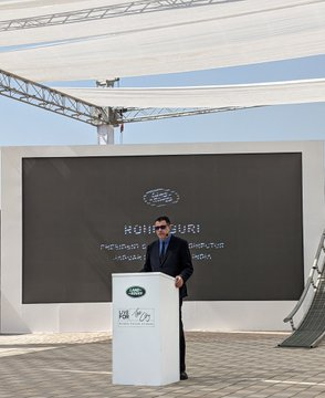 <p>Rohit Suri, president &amp; MD of Landrover&nbsp;India&nbsp;&nbsp;says that with the launch of the #NewRangeRoverEvoque today, it marks a milestone for the company - 7 of 10 products are already BSVI-compliant, while the company has a 16% share of relevant segments.</p>