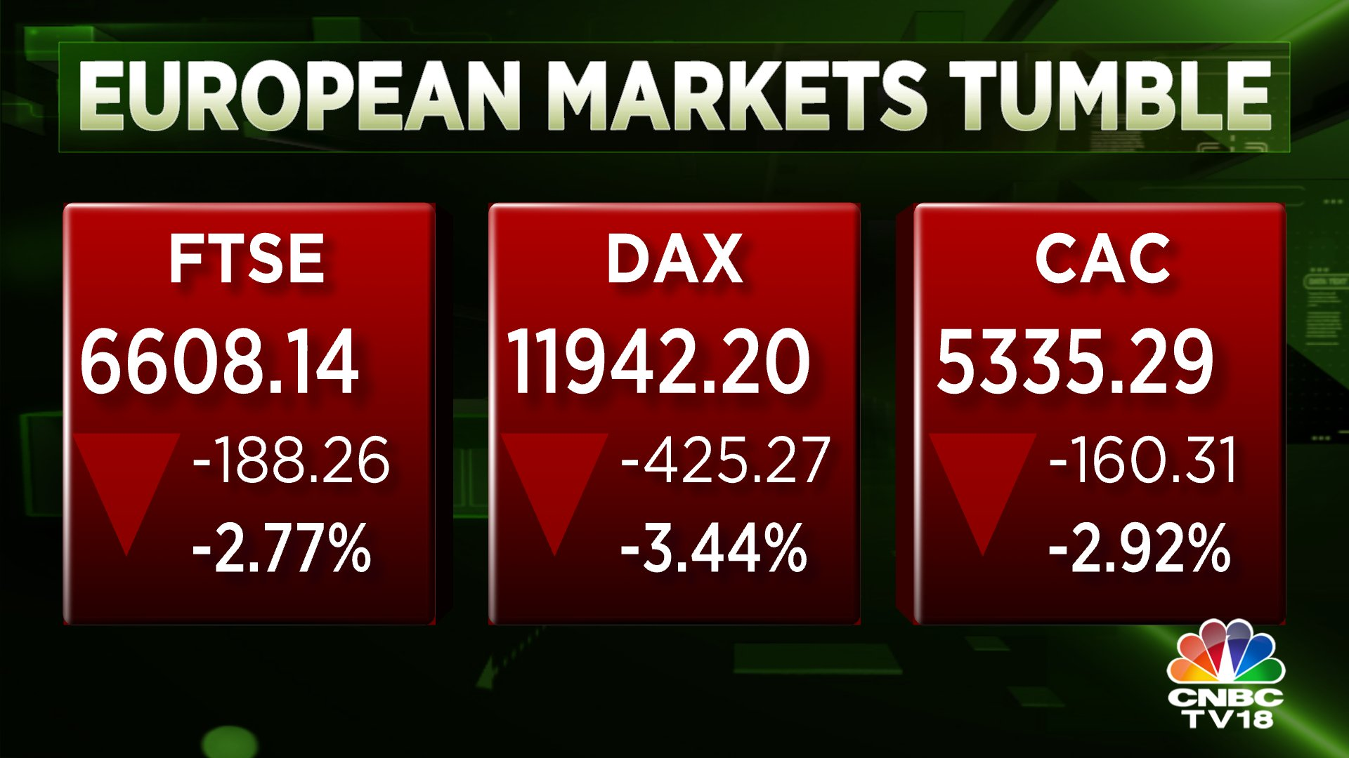 European markets extends losses for 6th session today## European markets extends losses for6thsession today       European shares declined for the sixth day on Friday, with the DAX hits the lowest level in eight years.