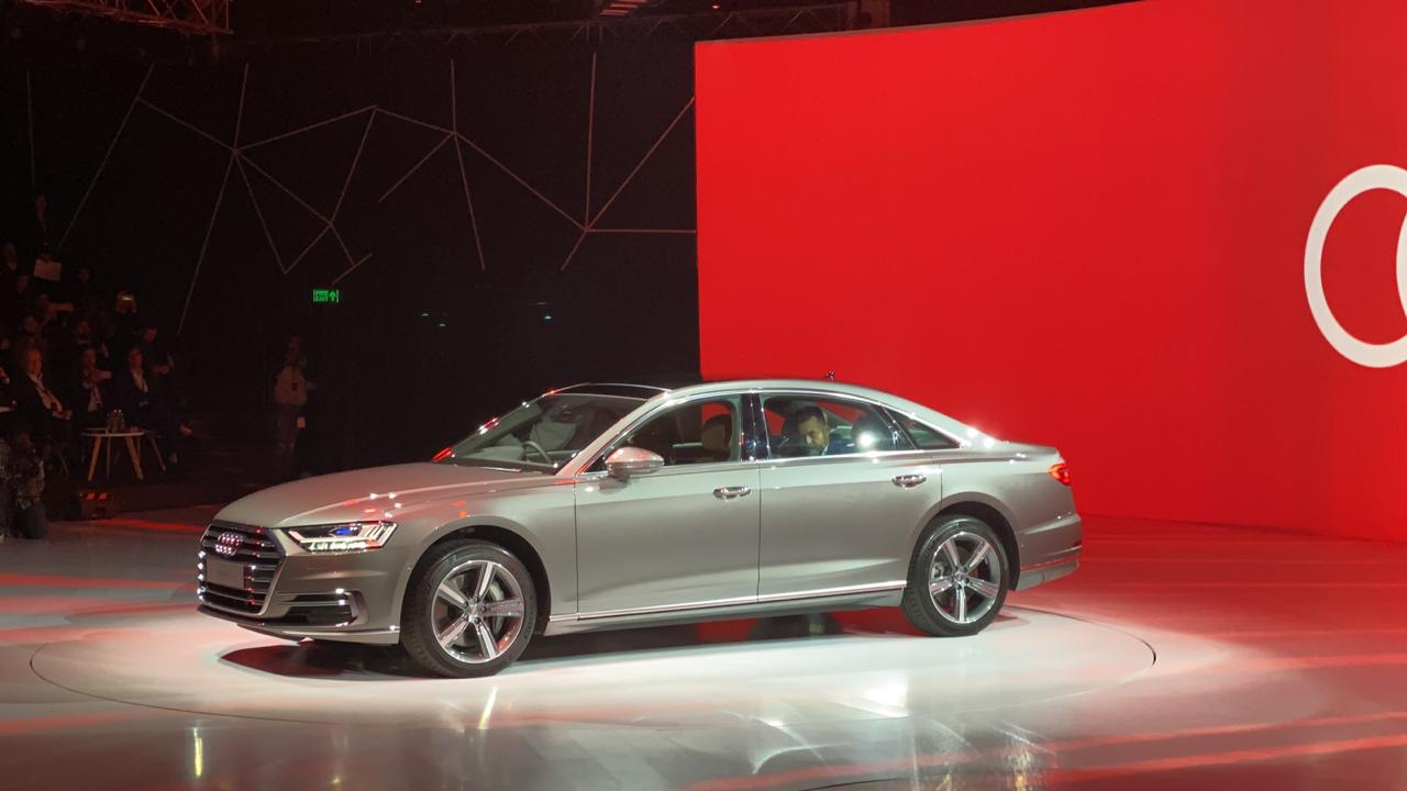 <p>Audi is next, with the much awaited A8 L!</p>