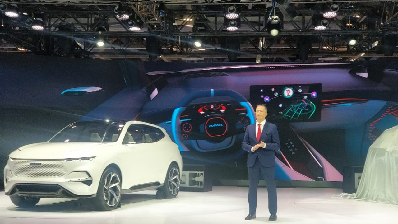 <p>Great Wall Motors will have Level 4 autonomy with a summon function, self parking and numerous connected features.</p>