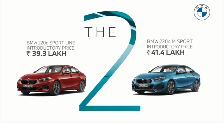 <p>Prices have been revealed of the BMW 2 Series Gran Coupe</p>