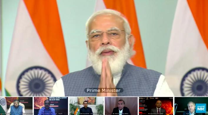 ac22106f0e5055845c7290c0ea68ce4b RAISE 2020 AI Summit Live Updates: PM Modi, Amitabh Kant, Mukesh Ambani Inaugurates Summit