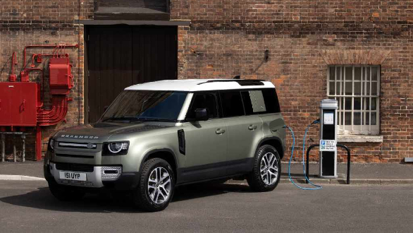<p>Recently launched internationally, the Defender PHEV will also go on sale in India in the future</p>