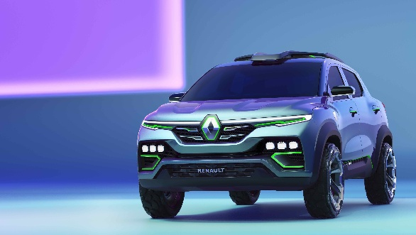 <p>The Renault Kiger has already been unveiled in concept form. Read here for more...<br />