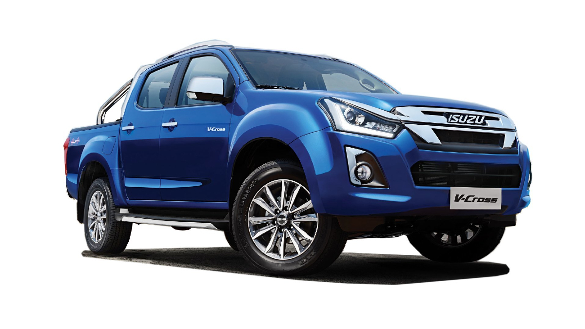 """<p>The Isuzu D-Max and MU-X are expected to continue in their current-gen form in the Indian market. Although there will be an updated BS6 1.9-litre motor with higher outputs.<a href=""""http://overdrive.in/news/2021-isuzu-d-max-v-cross-bs6-specifications-leaked-ahead-of-launch/""""> Know more about it here.&nbsp;</a></p>"""