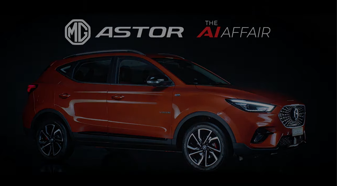 <p>This is the frontal look of the Astor</p>