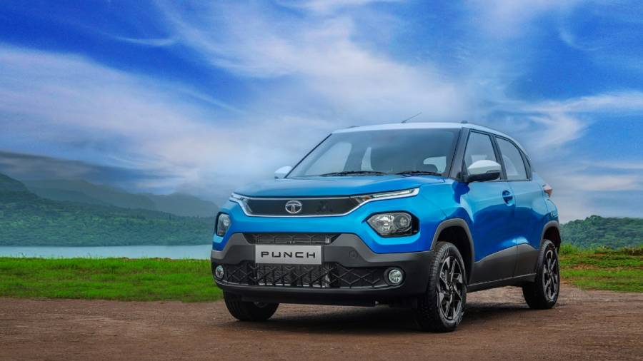 <p>The Tata Punch is a crossover that slots below the Tata Nexon in the brand&#39;s lineup and is built on the same ALFA platform as the Altroz hatchbacks. Bookings for the vehicle should start later this month.</p>